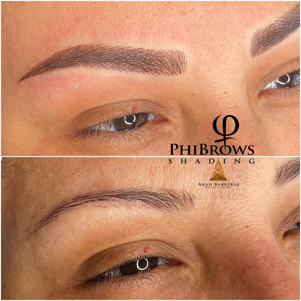 Phibrows Shading Anah Barreras
