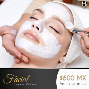 Facial Promo Junio Barreras Brows