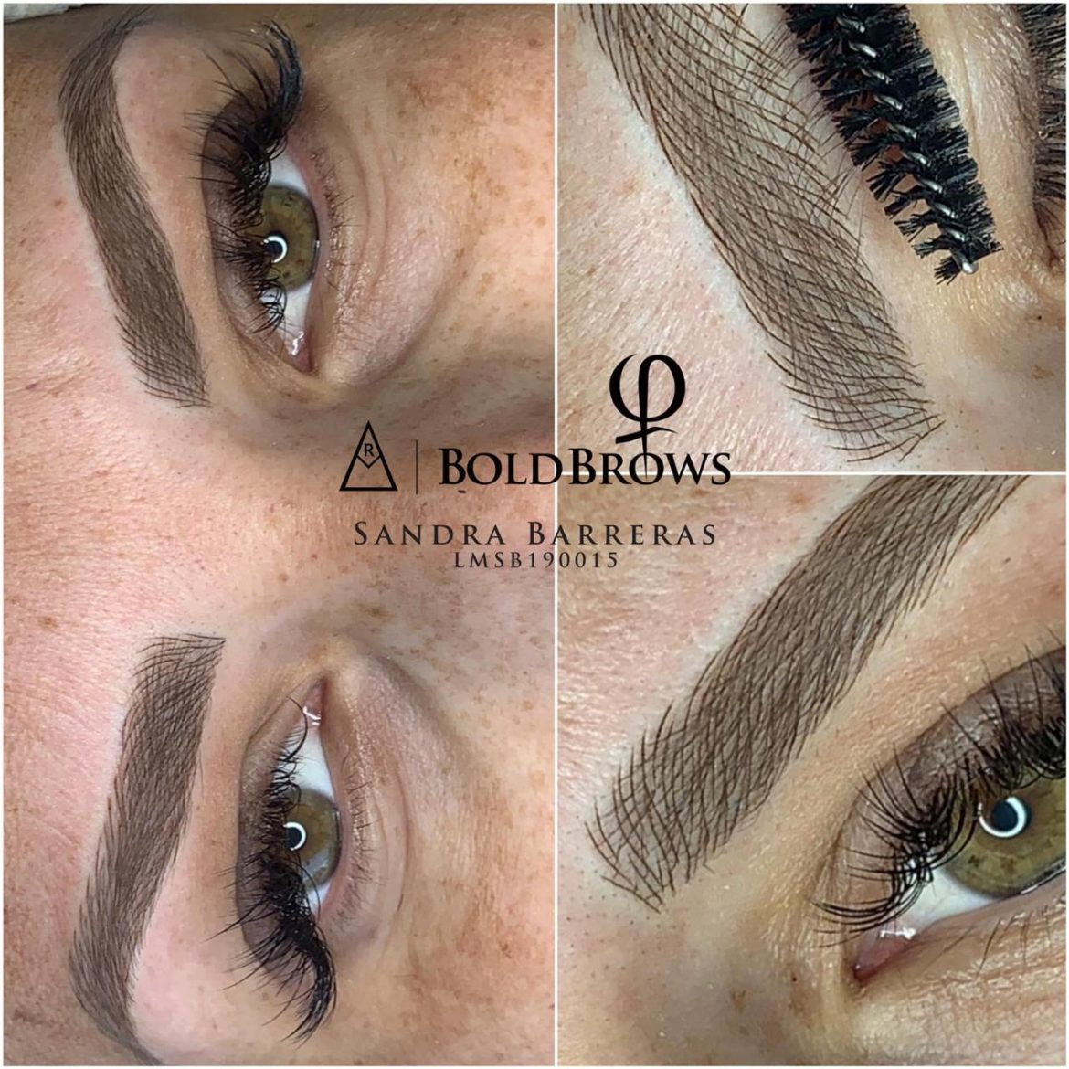 Boldbrows Sandra Barreras