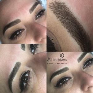 Microblading Nallely Barreras